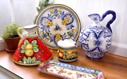 Rustic Spanish Ceramics