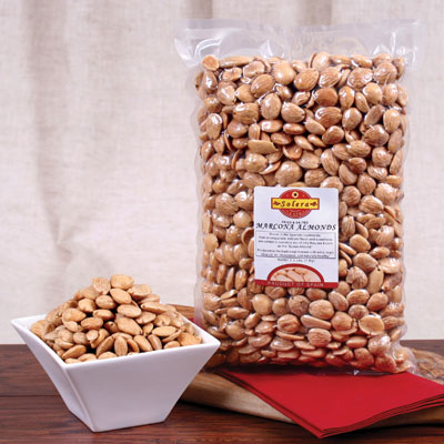 AL009 - Andalusian Style Marcona Almonds - Large Pack