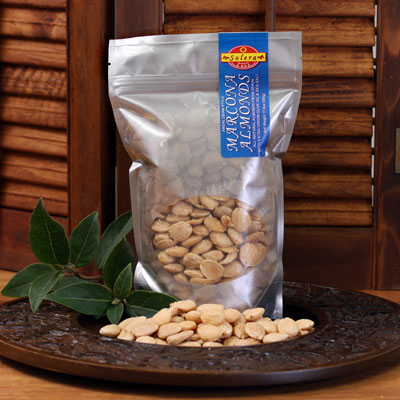 AL007 - Andalusian Style Marcona Almonds - Medium Pack