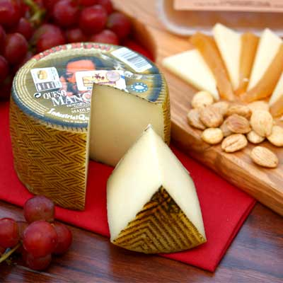 Baby Manchego Mini-Wheel CH005-W