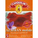 AZ001 - Pure Powdered Saffron Sachets