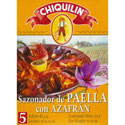 AZ002 - Paella Seasoning Sachets with Saffron