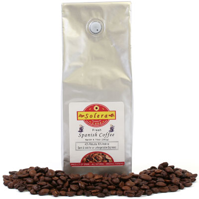 CF012 - Café Torrefacto Sugar Roasted Whole Bean Coffee