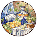 CER-BODEGONB2-31 - Decorative Hand Painted Plate
