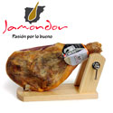 JS024 - Bone-In Jamon Serrano by Jamondor