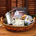 KIT015 - Churros con Chocolate Gift Basket