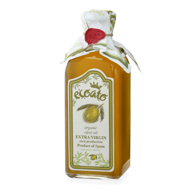 OO025 - Coato Ecological First Press Organic Olive Oil