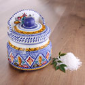 Talavera Salero Salt Box TL041